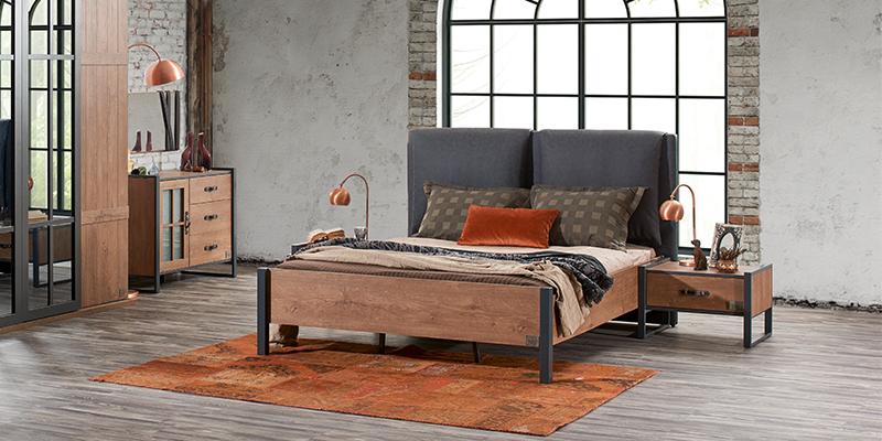 Mobilier Dormitor - BROOKLYN