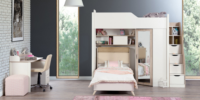 Mobila Copii & Tineret - COMPACT ROOM