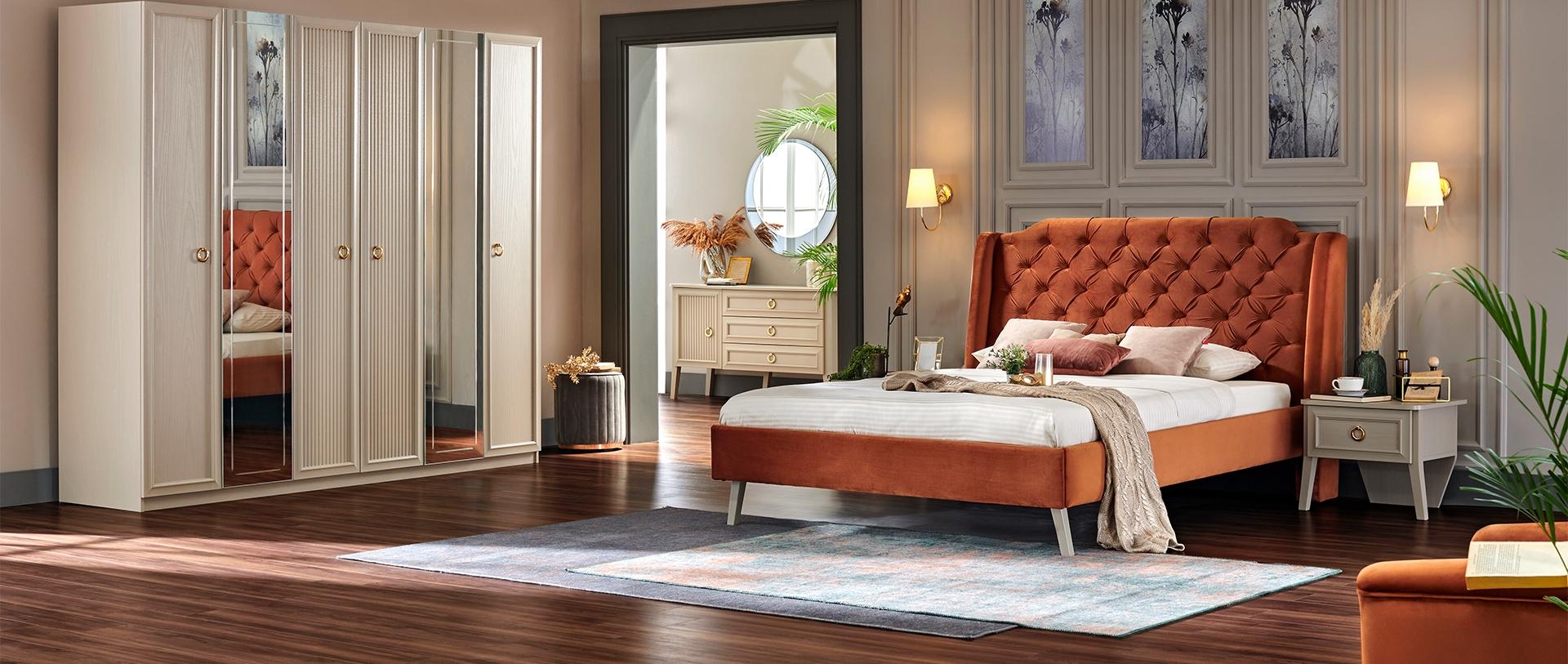 Mobila Dormitor - ESSEN