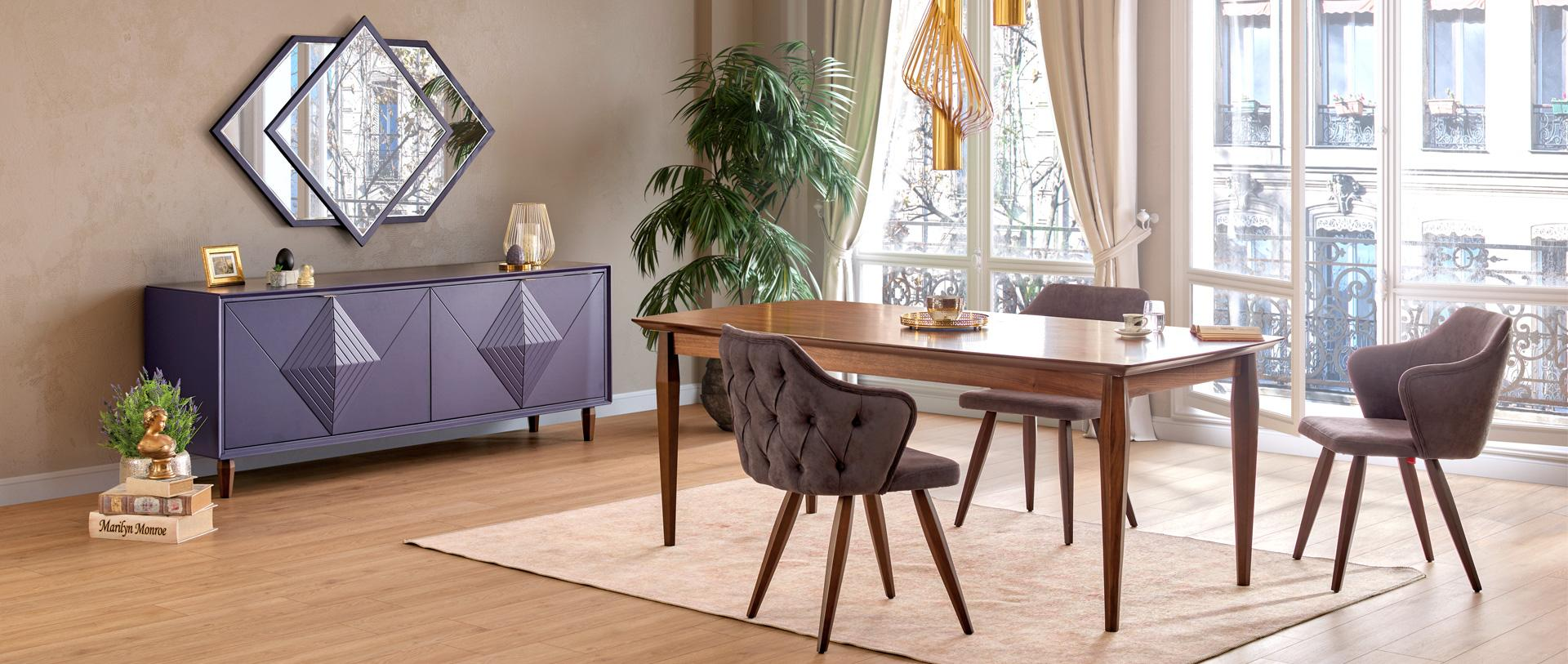 Mobilier Dining - MARRIOT