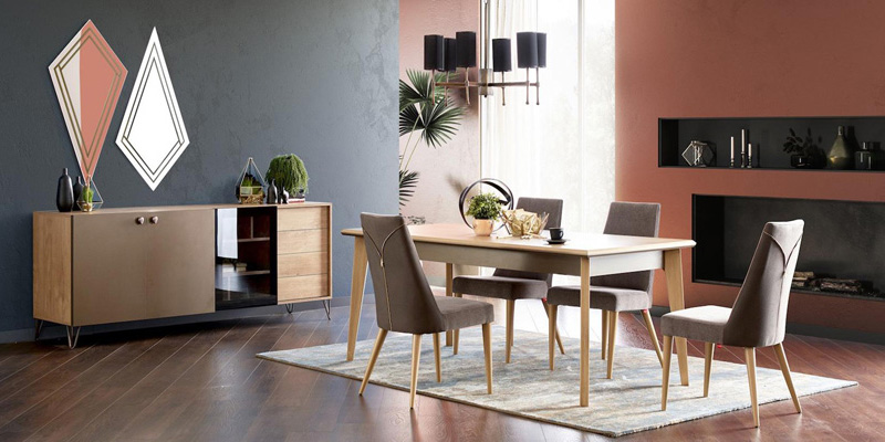 Mobilier Dining - MISTY