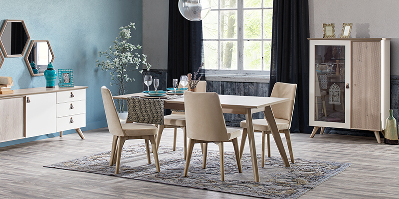 Mobilier Dining - VANCOUVER