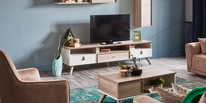 Mobilier Living - VANCOUVER