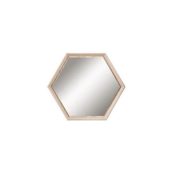 Oglinda hexagon VANCOUVER ALfemo