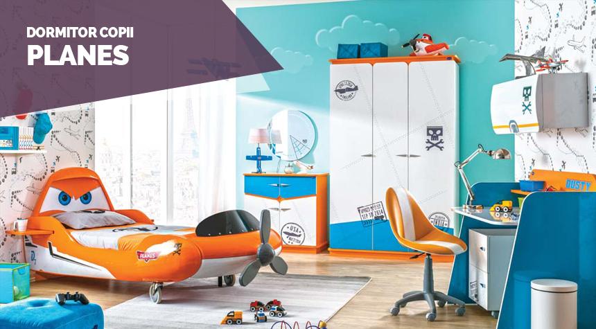 Copii & Adolescenti - Planes