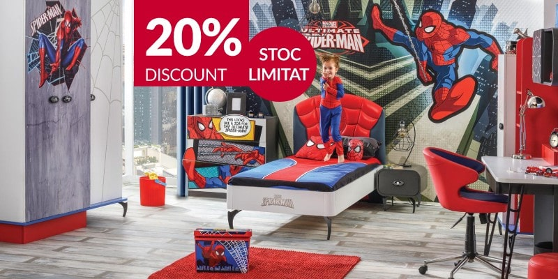 Home & Deco - Spiderman